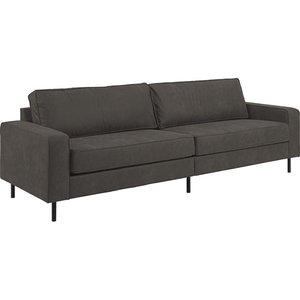 Jesolo 3,5-sits soffa - Antracit