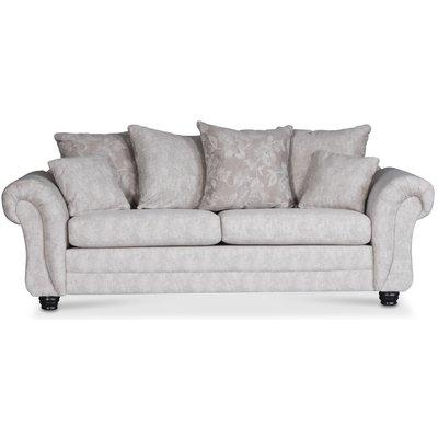 Maharadja 3-sits soffa - Beige multi