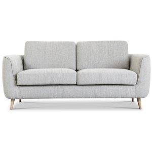 Mind 2-sits soffa - Ljusgrå