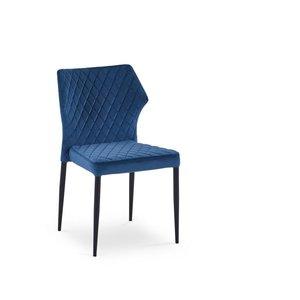 Vilfred matstol - Blå