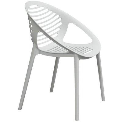 Circle stol - Vit
