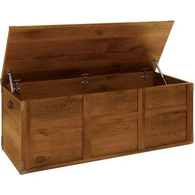 Crosby Kista (förvaringsbox) - Antik ek