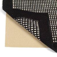 Halkskydd till matta - Struktur - Vit