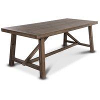 Colorado matbord 200 cm - Återvunnet trä