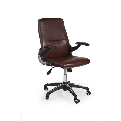 Maverick skrivbordsstol - brun