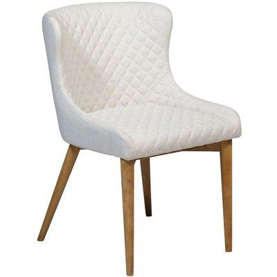 Vetro matstol - Vit/ek