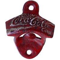 Coca Cola - Vägghängd kapsylöppnare