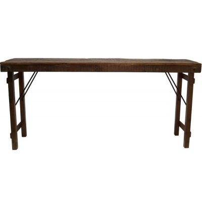 Haag avlastningsbord - Vintage trä
