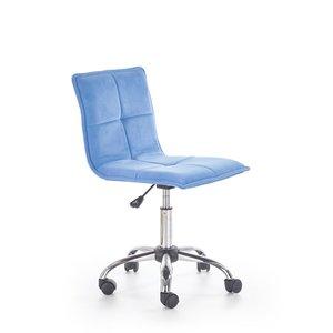 Ashlyn kontorsstol för barn - Blå
