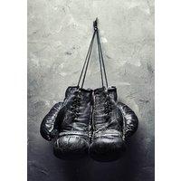 Poster Boxhandskar