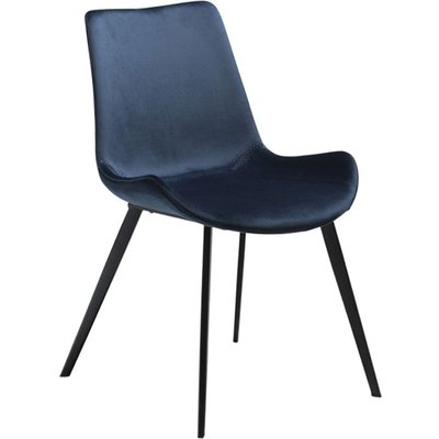 Hype matstol - Midnatt blå