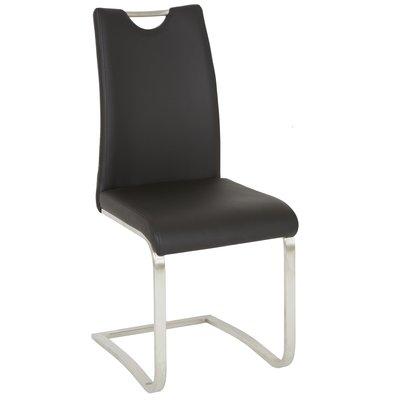 Bob Steel stol - Svart PU