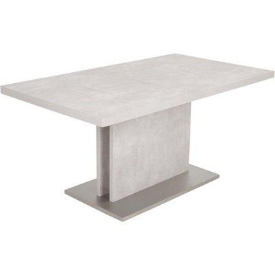 Grundvik matbord - Betongimitation