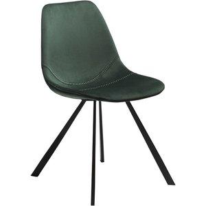 Pitch matstol - Emerald grön