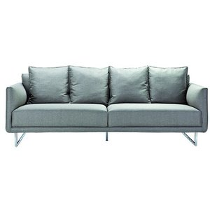 Påboda 3-sits soffa - Grå