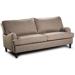 Howard Acosa 3-sits soffa - Beige