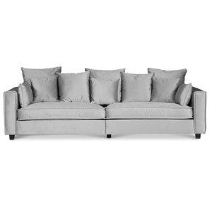 Brandy lounge 4-sits soffa XL - Valfri färg