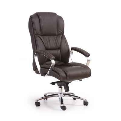 Quinn kontorsstol - Mörkbrun