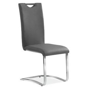 Stol Escanaba grå