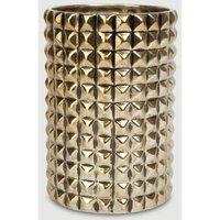 Vas Nitar H22 cm - Guld