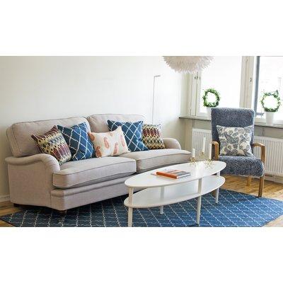 Howard Southampton 3-sits soffa - Ljus beige
