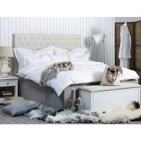 Chester sänggavel 180 cm - Linne