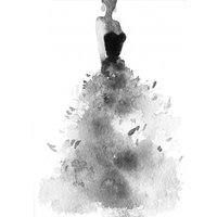 Poster Dress