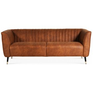 Erik 3-sits soffa - Valfri färg