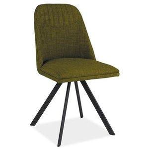 Rosemary stol - Grön/grå