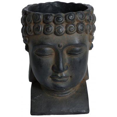 Buddha kruka - Svart (Keramik)