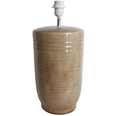 Bordslampa Vass H36 cm - Brun (glansig)