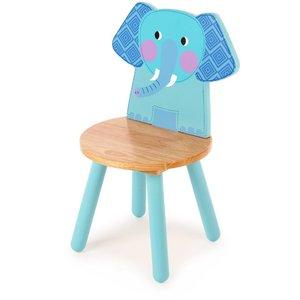 Stol Elefant - Blå