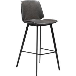 Swing barstol - Vintage grå