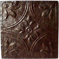 Dekoration indiskt platta - Vintage