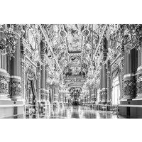 Glastavla Palace - 120x80 cm