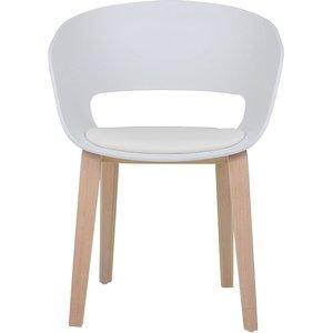 Ekeboda stol - Vit