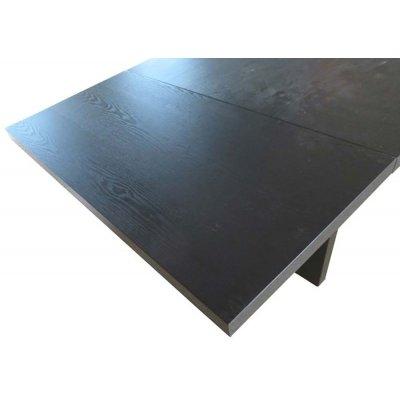 Shanon klaff 90x45 cm - Svar askfanér