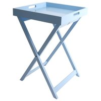 Brickbord enfärgat - Blå