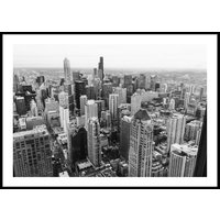 CITY - Poster 50x70 cm