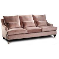 Edward 3-sits soffa - Valfri färg