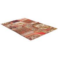 Patchwork-matta Persia - Äkta patchwork