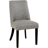 Houston stol - Grå/svart