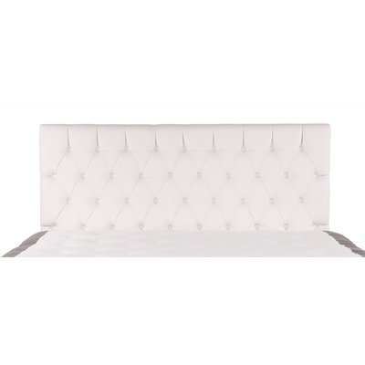 White Dream sänggavel inkl väggfäste - 180 cm