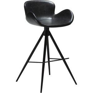 Gaia barstol - Vintage svart