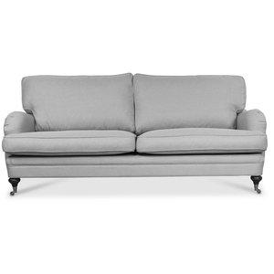 Howard London Premium 4-sits rak soffa - Valfri färg!