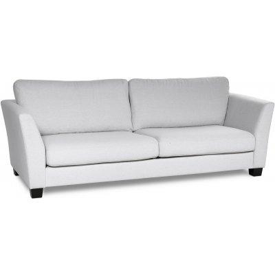 Arild 2,5-sits soffa - Offwhite linne