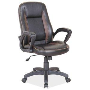 Jolie skrivbordsstol - Svart/brons