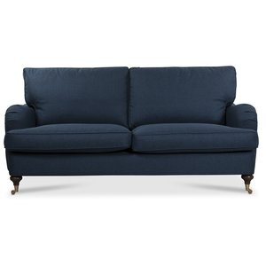 Howard Watford deluxe 3-sits soffa - Blå