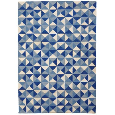 Kelimmatta Harlekin - Blå