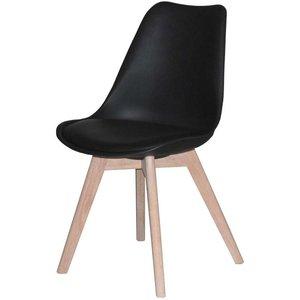 Robertsfors stol - Svart